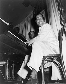 Duke Ellington en el Hurricane Club (1943)